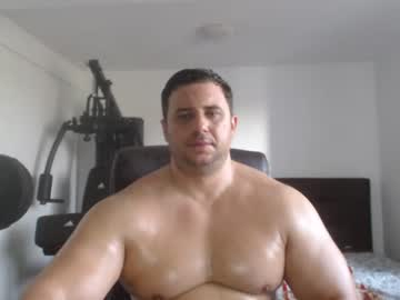 [17-08-21] muscleboss221 record private show video