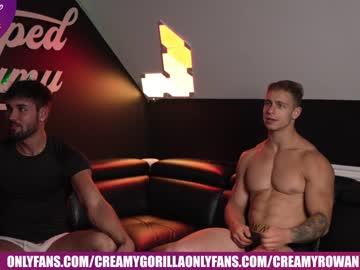 [20-07-21] creamybros webcam record private XXX show