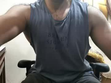 [17-08-20] muscleqatar webcam record show with cum