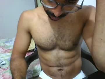 [21-09-20] david_guerrero chaturbate public show video