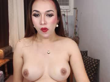[10-09-21] princessxxtranny webcam public show video