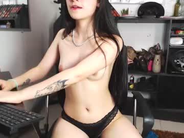 [26-02-21] black_kitty_77 record private sex show