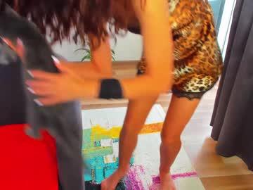 [04-08-21] nicole_giulia chaturbate webcam blowjob video