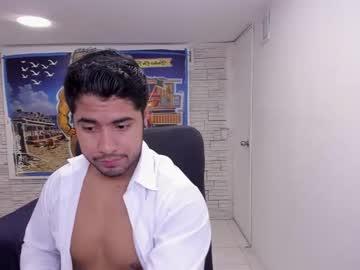 [06-06-20] santiago_huntt chaturbate webcam private show video