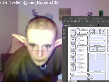 [27-02-21] jae_roberts webcam blowjob video from Chaturbate.com