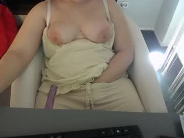 [08-06-20] awesome_vibes webcam record show with cum