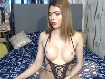 [26-02-20] shemalicious webcam blowjob video from Chaturbate