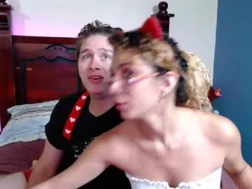 [13-07-20] pablo_y_tere chaturbate webcam private show video
