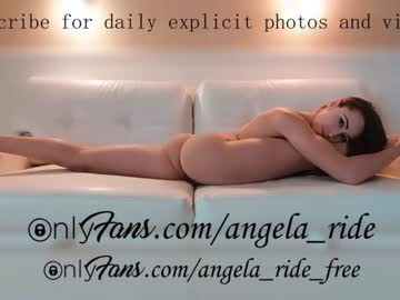 [12-08-21] angela_ride webcam private show from Chaturbate