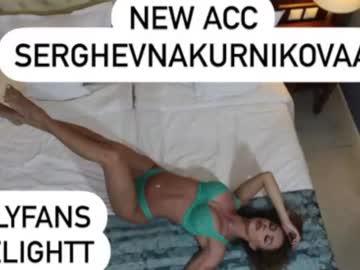 [03-08-21] serghevnakurnikova webcam record premium show from Chaturbate