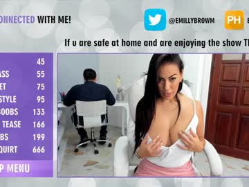 [19-05-20] emilybrowm chaturbate webcam record public show