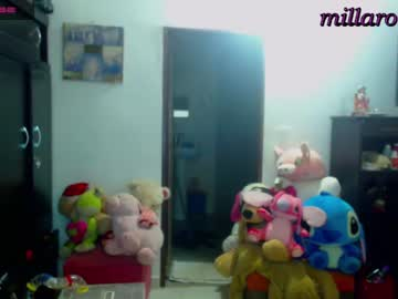 [08-06-21] millaroberts record webcam show from Chaturbate