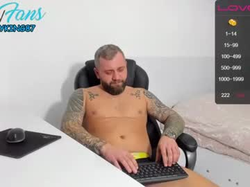 [14-01-21] jhonnyking87 nude