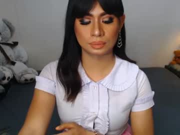 [12-08-21] transdoll69 webcam show with cum from Chaturbate.com