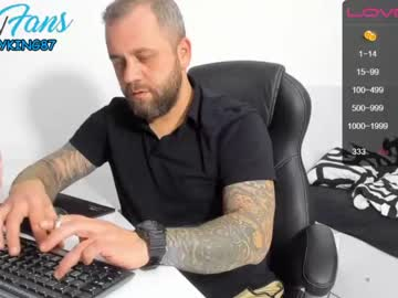 [14-12-20] jhonnyking87 record video with dildo