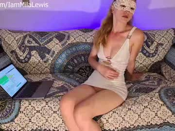 [15-06-21] iammilalewis webcam record private show from Chaturbate